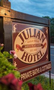 Julian Gold Rush Hotel, Hotels  Julian - big - 1
