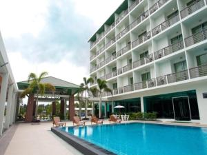 The Flora May Resort, Отели  Songkhla - big - 1