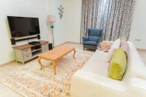Spacious 1 Bedroom Apt in Rimal 4 JBR Beach, Apartmány  Dubaj - big - 4