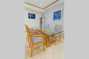 Spacious 1 Bedroom Apt in Rimal 4 JBR Beach, Apartmány  Dubaj - big - 7