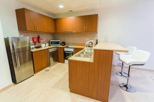 Spacious 1 Bedroom Apt in Rimal 4 JBR Beach, Apartmány  Dubaj - big - 11