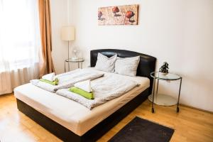 City Elite Apartments, Apartmanok  Budapest - big - 52