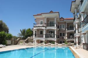 Azelya Apartment 02, Appartamenti  Ölüdeniz - big - 6