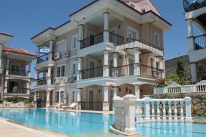 Azelya Apartment 02, Appartamenti  Ölüdeniz - big - 7