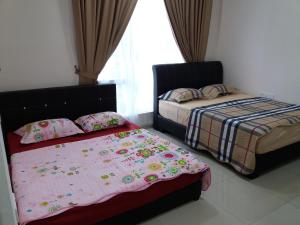 Urban Sanctuary Resort Condo @ Larkin, Appartamenti  Johor Bahru - big - 55
