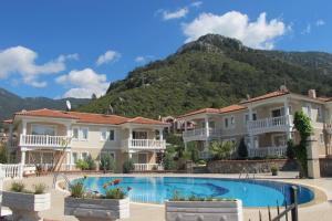 Thera Homes 20, Apartmanok  Oludeniz - big - 4