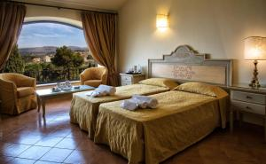 Grand Hotel Helio Cabala, Hotels  Marino - big - 13
