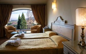 Grand Hotel Helio Cabala, Hotels  Marino - big - 5