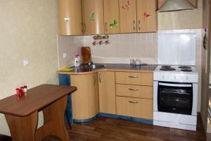Apartment on Nizhnyaya 73, Апартаменты  Подгорное - big - 7