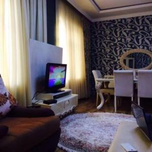 Seaside Luxe House, Holiday homes  Baku - big - 42