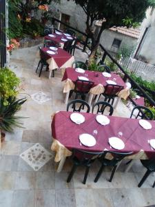 A Taverna Intru U Vicu, Bed and Breakfasts  Belmonte Calabro - big - 18