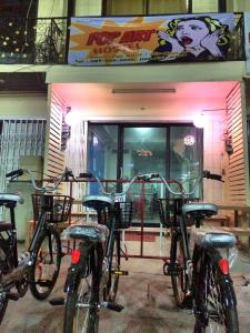 Pop Art Hostel Bangkok, Hostels  Bangkok - big - 19