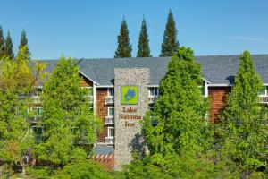 Lake Natoma Inn, Motelek  Folsom - big - 1