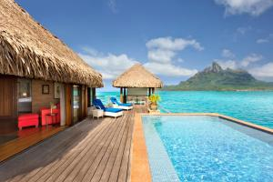 The St Regis Bora Bora Resort, Rezorty  Bora Bora - big - 18