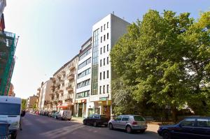 Apartmenthouse Berlin - Am Görlitzer Park