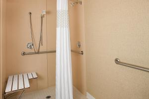 Queen Room with Mobility Access - Roll-In Shower - Non-Smoking