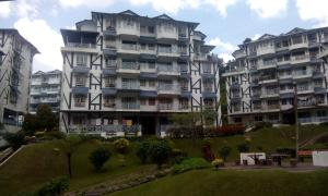 SA Apartments @ Desa Anthurium, Apartments  Tanah Rata - big - 3