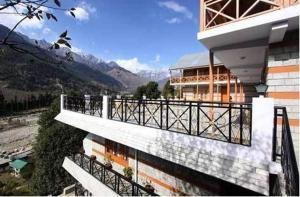 Hotel Hollywood Manali, Hotels  Bashist - big - 5