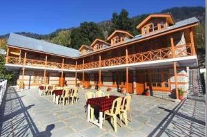 Hotel Hollywood Manali, Hotels  Bashist - big - 6