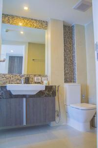 Avenue Residence condo by Liberty Group, Apartmány  Pattaya Central - big - 78