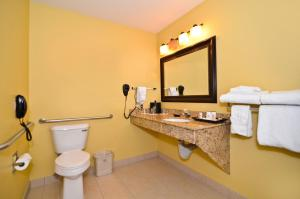 King Suite with Spa Bath and Fireplace