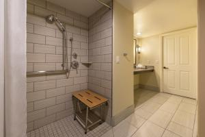 Premier King Room with Roll-in Shower - Disability Access