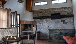 One-Bedroom Chalet with Fireplace (4 Adults)