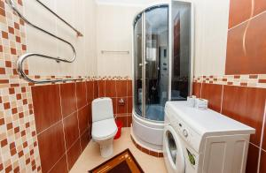 2 rooms Dostyk 5 Apatment, Apartments  Astana - big - 8