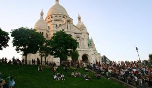Orsel Montmartre Sacre-Coeur, Apartments  Paris - big - 13