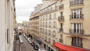 Orsel Montmartre Sacre-Coeur, Apartments  Paris - big - 11