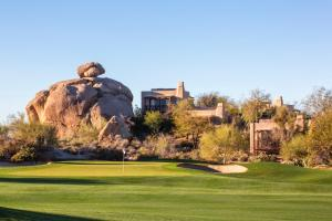 The Boulders Resort & Spa, Curio Collection by Hilton, Resorts  Scottsdale - big - 31