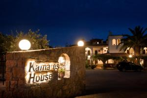 Kamares House Apartments & Studios, Apartments  Vourvourou - big - 64