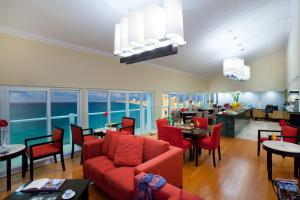 Club Room with Ocean View