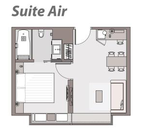 Suite Queen Room with City View