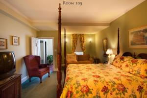 Queen Room and Sofa Bed - 103