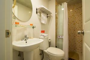 Home Inn Yiyang Xiufeng Lake Park Qiaonan, Hotels  Yiyang - big - 9