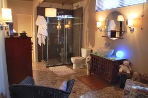 King Suite with Spa Bath Private Bathroom