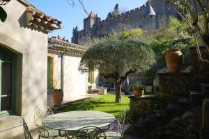 Sous les courtines, Holiday homes  Carcassonne - big - 13
