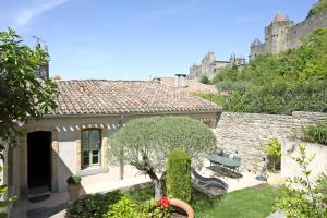 Sous les courtines, Holiday homes  Carcassonne - big - 5