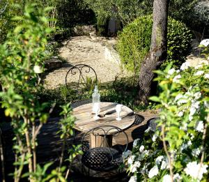 Sous les courtines, Holiday homes  Carcassonne - big - 35