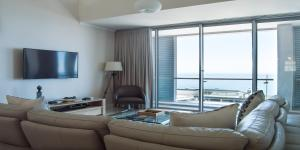 Three-Bedroom Apartment with Ocean View