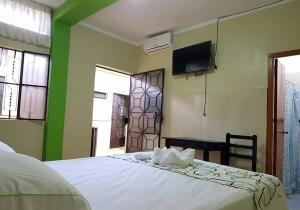 Single Room with Air-Conditioning