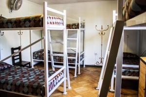 Bed in 8-Bed Mixed Standard Dormitory Room