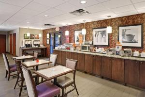 Hampton Inn East Peoria, Hotely  Peoria - big - 26