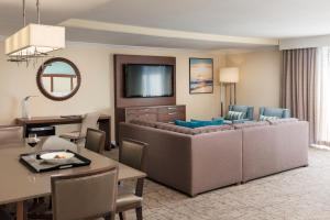 Junior Suite with Gulf Front View