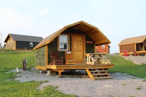 Small Chalet - Perce