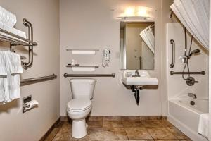 Queen Studio with Bath Tub - Disability Access/Non-Smoking