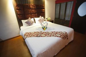 Grand Pink Hotel Hatyai, Hotely  Hat Yai - big - 2
