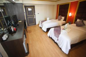 Grand Pink Hotel Hatyai, Hotel  Hat Yai - big - 8