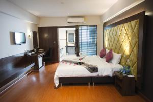 Grand Pink Hotel Hatyai, Hotel  Hat Yai - big - 14